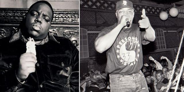 Notorious BIG/Chuck D i Public Enemy Wikimedia