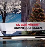 Fortfarande svart i rutan för Com Hems kunder. Screenshot från TV4-sändning