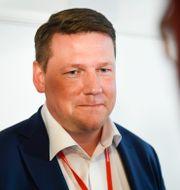 Tobias Baudin. Marcus Ericsson/TT / TT NYHETSBYRÅN