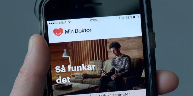 Illustration.  Janerik Henriksson/TT / TT NYHETSBYRÅN
