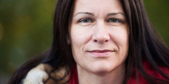 Åsa Erlandsson. FANNI OLIN DAHL / TT / TT NYHETSBYRÅN