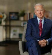 Joe Biden. TT NYHETSBYRÅN