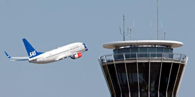 Flygplan nara krocka over skane