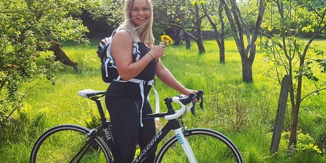 Monica Olsson, personlig tränare och kostrådgivarepå Nordic Wellness.  Privat