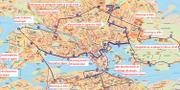 Stockholm Marathons trafikinformation