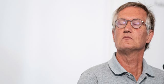 Anders Tegnell. Naina Helén Jåma/TT / TT NYHETSBYRÅN