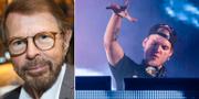 Björn Ulvaeus och Avicii TT
