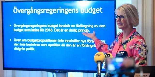Var tredje vill falla budgeten