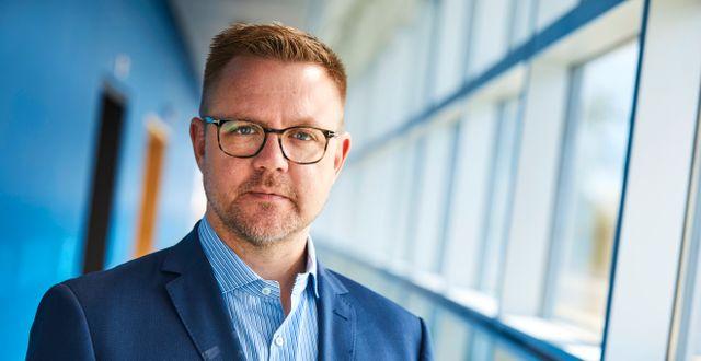 Fredrick Federley/Arkivbild Fredrik Persson/TT / TT NYHETSBYRÅN