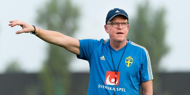 Janne Andersson CARL SANDIN / BILDBYRÅN