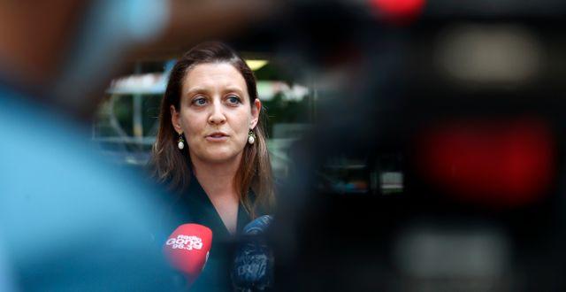 Tyska åklagaren i fallet, Anne Leiding. Arkivbild. Matthias Schrader / TT NYHETSBYRÅN
