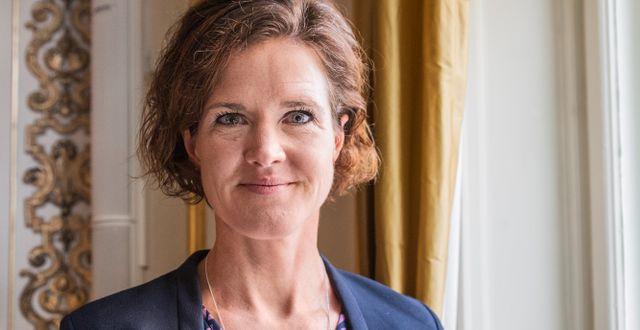Anna Kinberg Batra (M) Allis Nettréus/SvD/TT / TT NYHETSBYRÅN