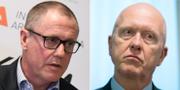 Anders Weihe och Peter Jeppsson.  TT.