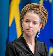 Amanda Lind/Arkivbild Anders Wiklund/TT / TT NYHETSBYRÅN
