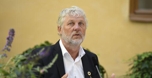 Sveriges biståndsminister Peter Eriksson  ALI LORESTANI/TT / TT NYHETSBYRÅN