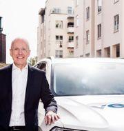 Jan Carlson, vd och koncernchef på Veoneer.  Pressbild.