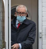Jeremy Corbyn och Keir Starmer TT
