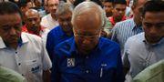 Najib Razak.  MOHD RASFAN / AFP