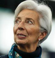 ECB-chefen Lagarde. Jean-François Badias / TT NYHETSBYRÅN