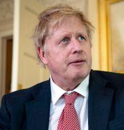 Boris Johnson.  Pippa Fowles / TT NYHETSBYRÅN