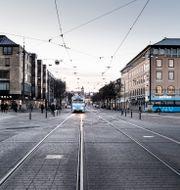 Göteborg får rätt att peka ut hela kommunen som ett särskilt utsatt område. Magnus Hjalmarson Neideman/SvD/TT / TT NYHETSBYRÅN