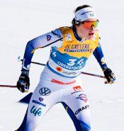 Ebba Andersson.  Lise Åserud / TT NYHETSBYRÅN