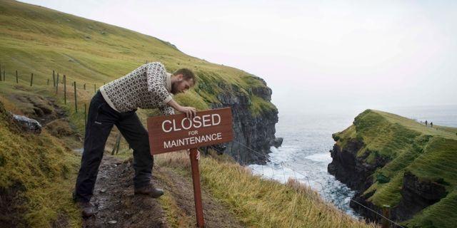 För andra året i rad stänger Faraoöarna för turism. Visit Faroe Islands