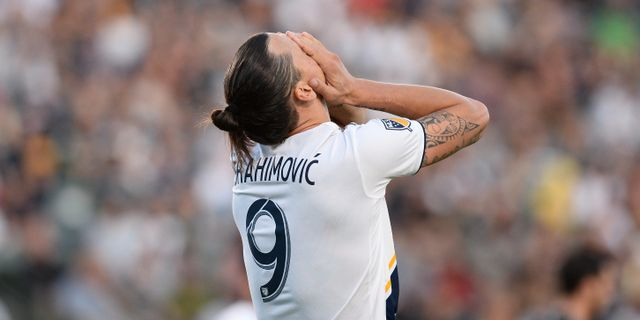Zlatan Ibrahimovic, arkivbild. GARY A. VASQUEZ / BILDBYRÅN