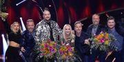 Finalisterna från Andra chansen.  Jonas Ekströmer/TT / TT NYHETSBYRÅN