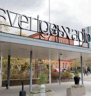 Sveriges Radios redaktion. Jessica Gow/TT / TT NYHETSBYRÅN