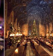 Den 9–11 december kan du äta julbord i Harry Potter-lokalerna på Hogwarts. Då anordnas en middag och bal som blir en direkt kopia av av julfirandet i filmen, tipsar brittiska Metro.
