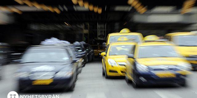 Taxi var god hoj