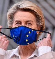 EU-kommissionens ordförande Ursula von der Leyen John Thys / TT NYHETSBYRÅN