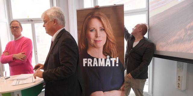 Orolig valkampanj