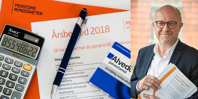 Mats Assarsson, Förbundsordförande Fria Företagare.