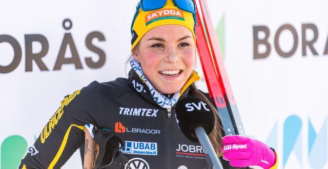 Johanna Hagström. MATHIAS BERGELD / BILDBYRÅN