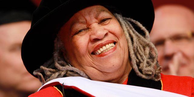 Toni Morrison. Julio Cortez / TT NYHETSBYRÅN