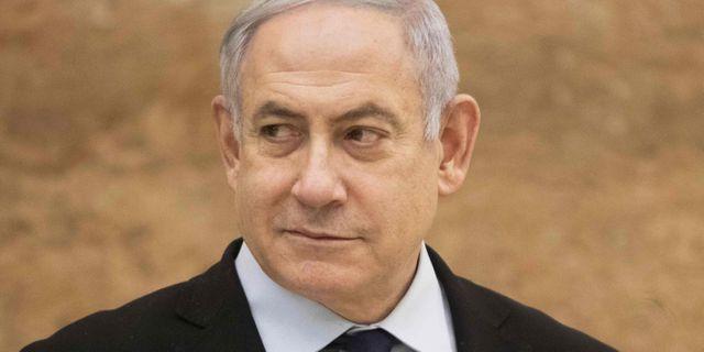 Benjamin Netanyahu. SEBASTIAN SCHEINER / POOL