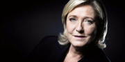 Marine Le Pen. JOEL SAGET / AFP