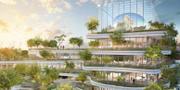 Vincent Callebaut ligger bakom många spännande idéer på området.  Vincent Callebaut Architectures (pressbild)