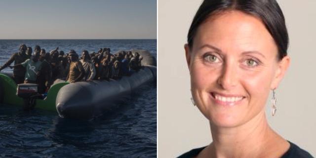 Karin Ekholm, Läkare utan gränser. Arkivbilder. TT, Läkare utan gränser