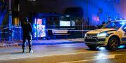 Brottsplatsen Johan Nilsson/TT / TT NYHETSBYRÅN