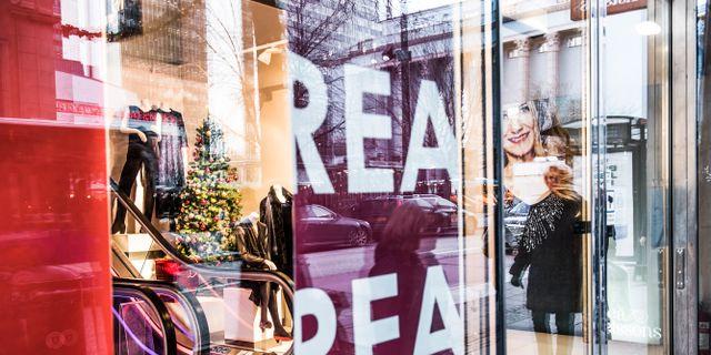 Julhandeln svagare an vantat