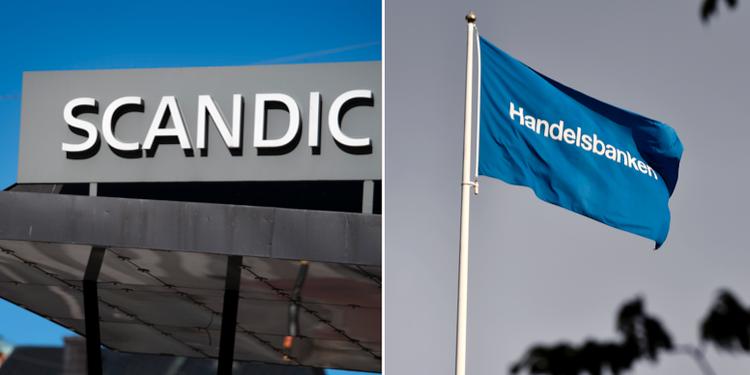Stockholmsbörsen stängde uppåt  lyftes av storbankerna