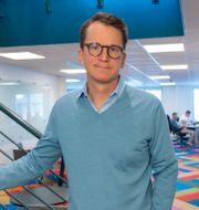 Niklas Storåkers, vd för Pricerunner.  Press.