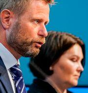 Hälsominister Bent Høie. Torstein Bøe / TT NYHETSBYRÅN