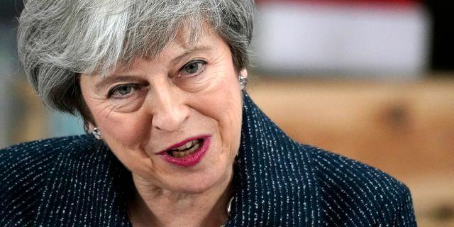 Österrike  Måste delta i EU-val om brexit skjuts upp - Omni 5cbb5d6031d09
