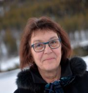 Arvidsjaurs kommunalråd Sara Lundberg.  Kent Norberg