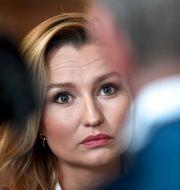 Ebba Busch Janerik Henriksson/TT / TT NYHETSBYRÅN