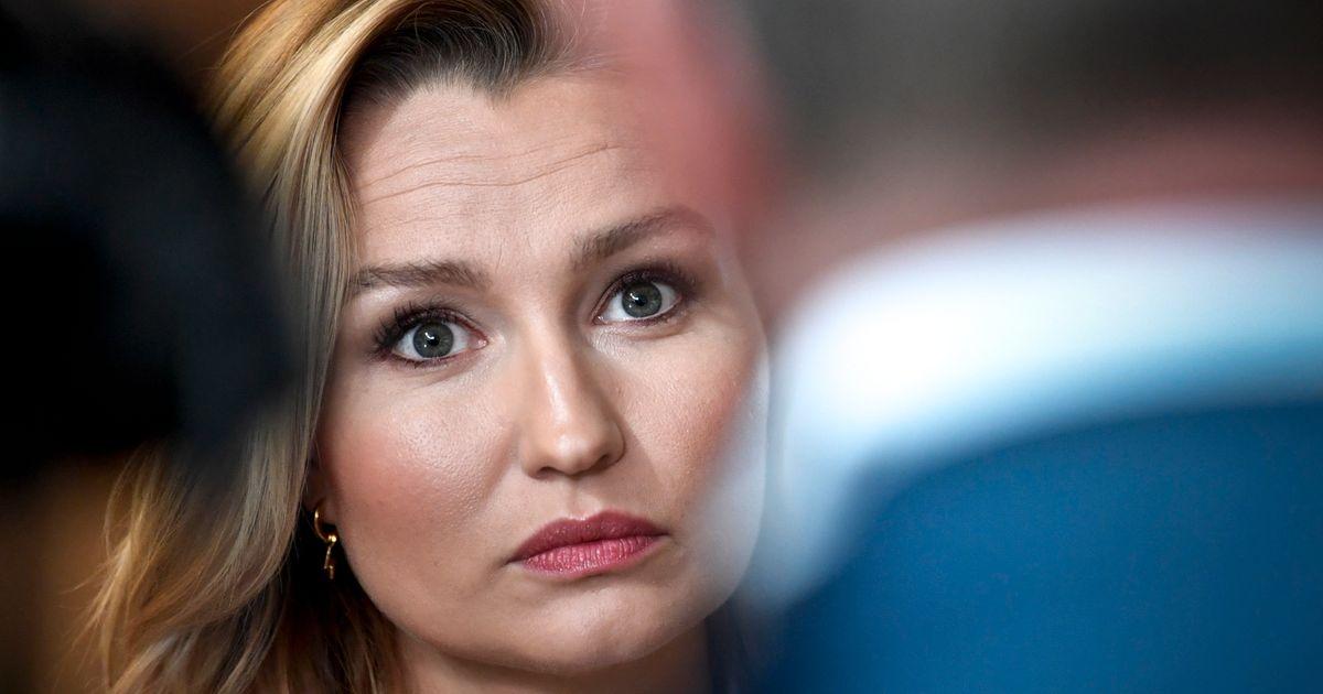 Ebba Busch festade trots coronarekommendationer: Kan ha ...